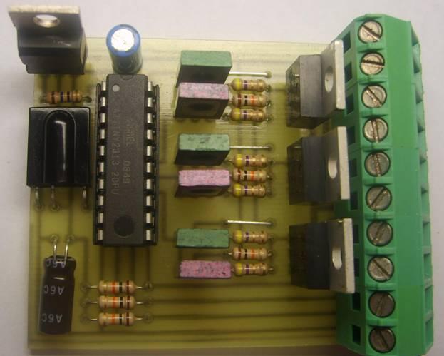 Контроллеры для rgb своими руками 14